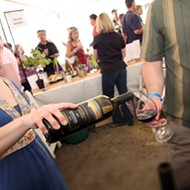 Two great wine festivals