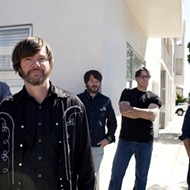 Alt-country icons Son Volt play SLO Brew
