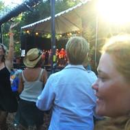 The 26th Annual Live Oak Music Festival was BIG fun!