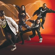 Kiss my Black Eyed Peas!
