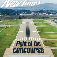 Fight of the concourse: San Luis Obispo's land-use update turned into a three-year battle with the Airport Land Use Commission. Now what?