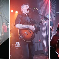 The Devil Makes Three puts on a raucous show at the Alex Madonna Expo Center