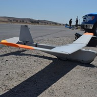 Gliding over all: Camp Roberts hosts drones, defense contractors, and tech experts