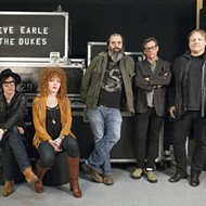 The Live Oak Music Festival promises a stellar line-up June 19-21, including closing headliner Steve Earle and The Dukes
