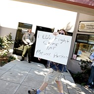 Earthquake and entrapment roil Lynch's medical marijuana trial