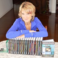 Author Wendelin Van Draanen nears the end of her Sammy Keyes series