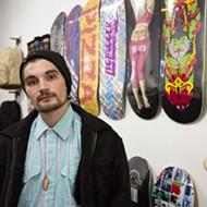 Local artist and musician Jake Johnson overcomes dark past with creative vitality