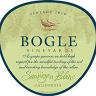 Bogle Vineyards 2010 Sauvignon Blanc California