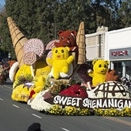 Cal Poly SLO & Pomona win a trophy and wow the crowd at the 127th Tournament of Roses Parade in Pasadena