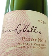 Sinor LaVallee 2011 Pinot Noir Aubaine Vineyard