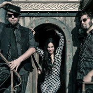 Amazing world fusion performance art act Beats Antique headlines a five-band show at Vina Robles on Aug. 31!