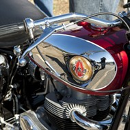 Catch the 5th Annual Central Coast Classic Motorcycle Show!