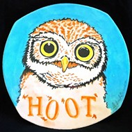 Have your book and plate too: Local artists paint plates to raise funds for Paso Robles City Library