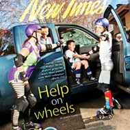 She wears many helmets: Central Coast Roller Derby members are parents, professionals, athletes, mentors, idols, and volunteers
