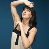Spoken word artist Rachel Kann presents two free shows