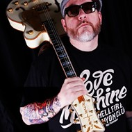 Former rapper Everlast brings his acoustic blues sound to SLO Brew