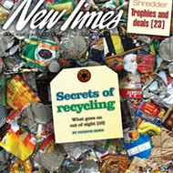 Secrets of recycling