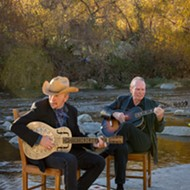 Former Blasters members Dave Alvin and Phil Alvin have a new album and a show at Live Oak Music Festival on June 13