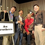 The annual Jubilee by the Sea hot jazz festival takes place Oct. 22 to 25 in Pismo Beach