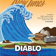 Diablo and the deep blue sea: A shelved NRC tsunami study is generating new interest 11 years later