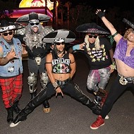 Metalachi brings its metal and mariachi sounds to SLO Brew on March 12!