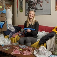 The plastic fashion passion of Sarah Bellum