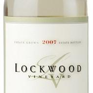Lockwood 2007 Sauvignon Blanc Monterey County