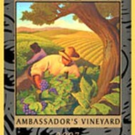 Curtis Syrah 2007 Ambassador's Vineyard Santa Ynez Valley