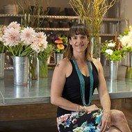 Off to a blooming start: Carrie Skelton showcases 20 years of floral experience in her own Clover and Branch studio