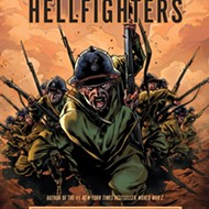Author Max Brooks visits Cal Poly to talk writing and his new graphic novel, 'The Harlem Hellfighters'