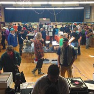 The SLO Record Swap on Nov. 7 at the SLO Grange Hall caters to vinyl lovers