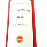 El Rancho 2012 Rosé San Luis Obispo