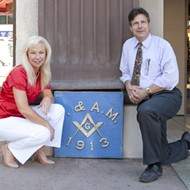 Modern zeal: New local documentary's premiere coincides with unsealing of a 100-year old Masonic time capsule