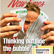 Thinking outside the bubble: Common Core changes the way teachers teach, students learn, and education is tested