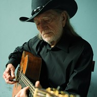 Willie Nelson & Family play April 8 at the PAC