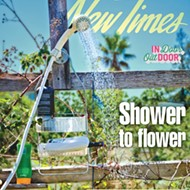 Shower to flower: Record drought is pushing more locals toward water recycling