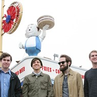 Surfer Blood and Cayucas play Cayucos Vets Hall on Jan. 9!