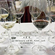 International wine tasting in Paso Robles