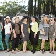 Tip of the hat: Hats for Hope throws annuual benefit