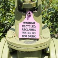 Wastewater to wine?