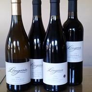Longoria 2011 Pinot Noir La Encantada Vineyard Sta. Rita Hills and Chalone 2011 Pinot Noir Monterey County