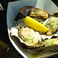 The Morro Bay Oyster Festival is rife with, well, you know
