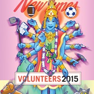 Volunteers 2015: In praise of the many locals who lend their hands to better the world