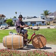Badass bikes: Titus Olivas crafts custom three-wheelers not for the faint of heart