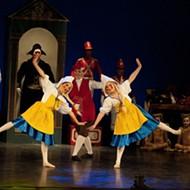 Babes in ballet