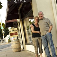 Local wines star in a downtown SLO shop