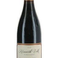 Kenneth Volk Vineyards 2011 Pinot Noir Santa Maria Cuvee and Ancient Peaks 2011 Merlot Paso Robles