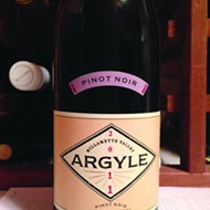 Argyle 2011 Pinot Noir Willamette Valley and Laetitia Brut Rosé Non-vintage Arroyo Grande Valley