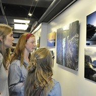 Local legend Chris Burkard hosts a book signing at his photo gallery in Avila Beach