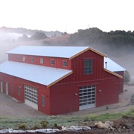 How many landscapes can one barn hold?